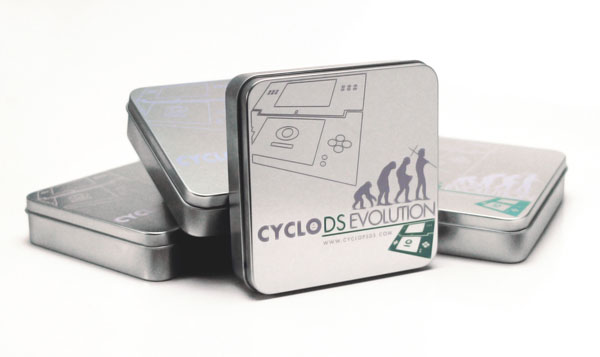 About CycloDS - CycloDS Revolution
